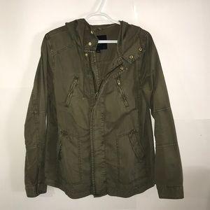 American Eagle Green Jacket